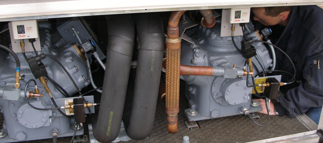 koelcompressor vriescompressor temperatuur Tilburg Reeshof Breda Brabant Dongen Rijen Oosterhout